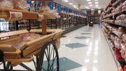 Grocery aisle