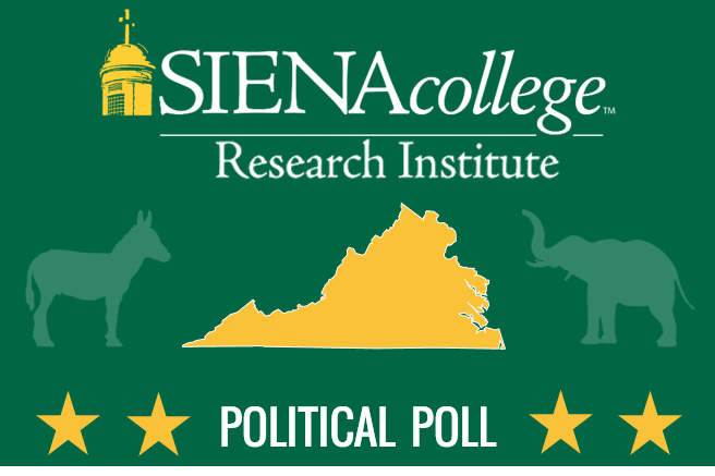 Virginia political poll